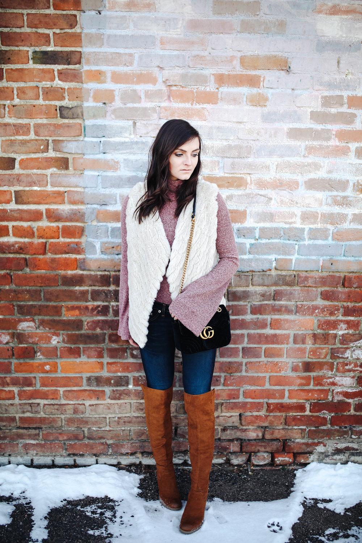 """<img src="""" bell sleeves.jpg"""" alt = """"trending-bell-sleeves-otk-boots-bb dakota-keith-faux-fur-vest"""" >"""