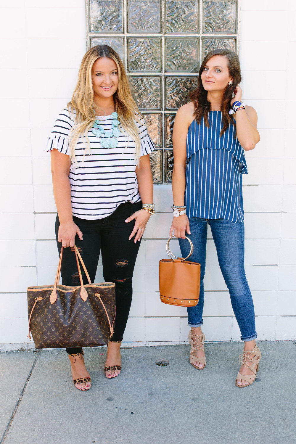 """<img src = how-to-wear-stripes.jpg"""" alt = """"how-to-wear-stripes-teddy-bears-and-lipstick-monthly-collab-self-confidence-sam-edelman-yardley-rag-and-bone-sonoma-capri-skinny-jeans-francescas-striped-ruffle-cami-statement-bag-fashion-blogger-collaboration-love-your-body"""""""