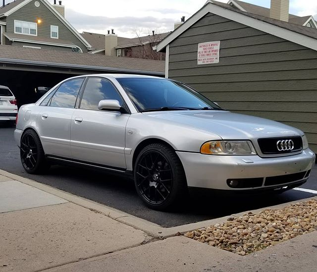 Most days I hate you. But when you work good and look clean, I can't help but love you 😍 🇩🇪 #audia4 #audis4 #b5a4 #b5s4 #b5elite #b5elitecrew #audizine #audigramm #Audi #coding #firmware #software #engineering #performance #performanceengineering #murphytechnology