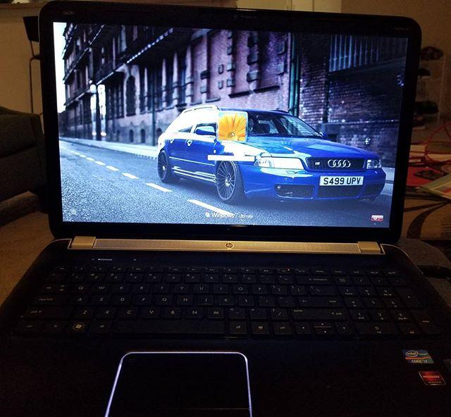 Finally getting my development laptop up and running again 👌 🇩🇪 #audia4 #audis4 #b5a4 #b5s4 #b5elite #b5elitecrew #audizine #audigramm #Audi #coding #firmware #software #engineering #performance #performanceengineering #murphytechnology
