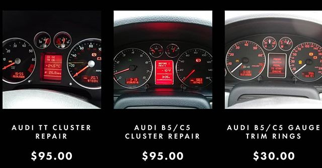 Get your cluster looking fresh again before the Spring☀️ show season starts! 🇩🇪 #audia4 #audis4 #b5a4 #b5s4 #b5elite #b5elitecrew #audizine #audigramm #Audi #coding #firmware #software #engineering #performance #performanceengineering #murphytechnology #spring #showseason #carshow