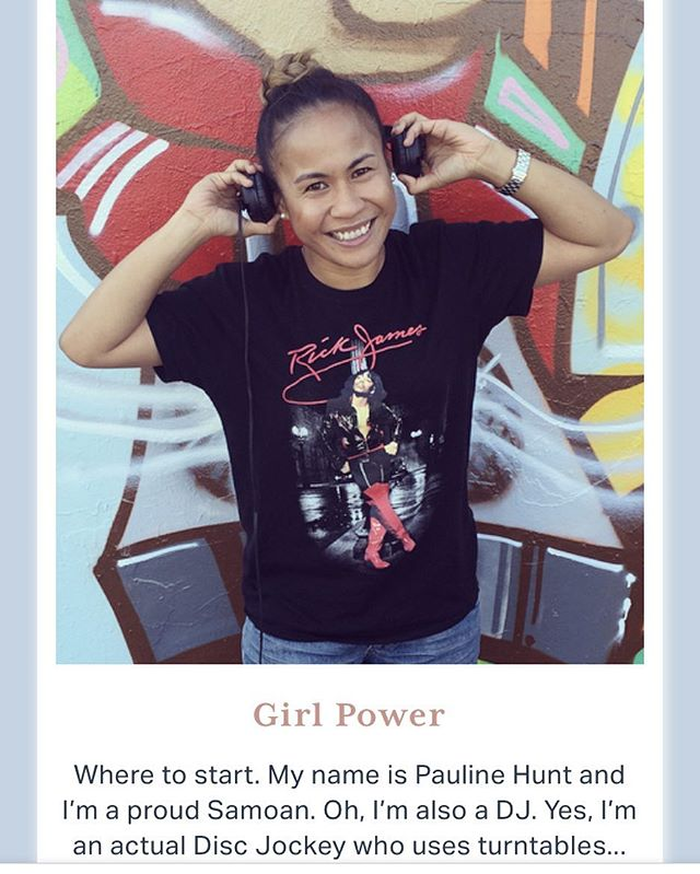 Our beautiful talented Samoan cousin Pauline Hunt has written about her journey from loving music to becoming a DJ !!! Link in our Bio xxx  #TheNativeCollectiveNZ #ForUs #ForOurPeople