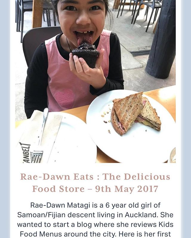 We are so lucky to have a couple of awesome kids sharing their work on our site the first is Rae-Dawn who has decided to be a good reviewer her first review is up LINK IN OUR BIO 💫🌺 #TheNativeCollectiveNZ #ForUs #ForOurPeople #PacificBabies