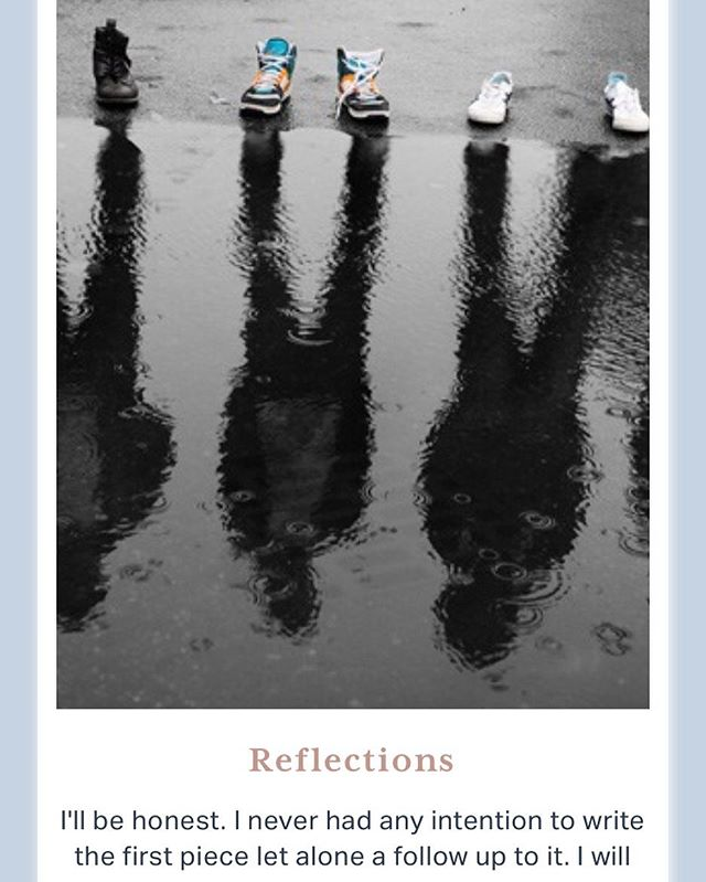 Reflections is our latest piece and a follow up from a brave Māori man hoping his journey with addiction may help someone else going through a difficult struggle ❤️ (Link in our bio)  Vinaka x  #TheNativeCollectiveNZ #BeautifulRead #Aotearoa #Addiction #Maori #ForOurPeople #ForUs #Pasifika