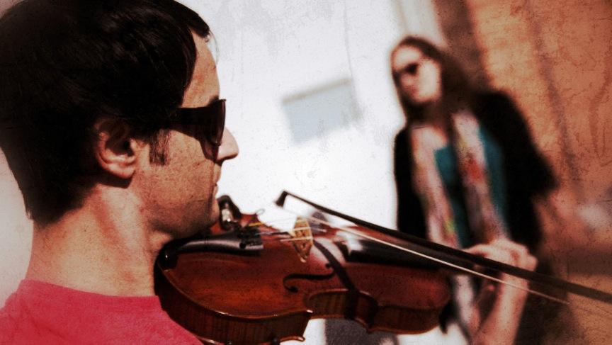 Multi Instrumentalist Nadir Bellahmer