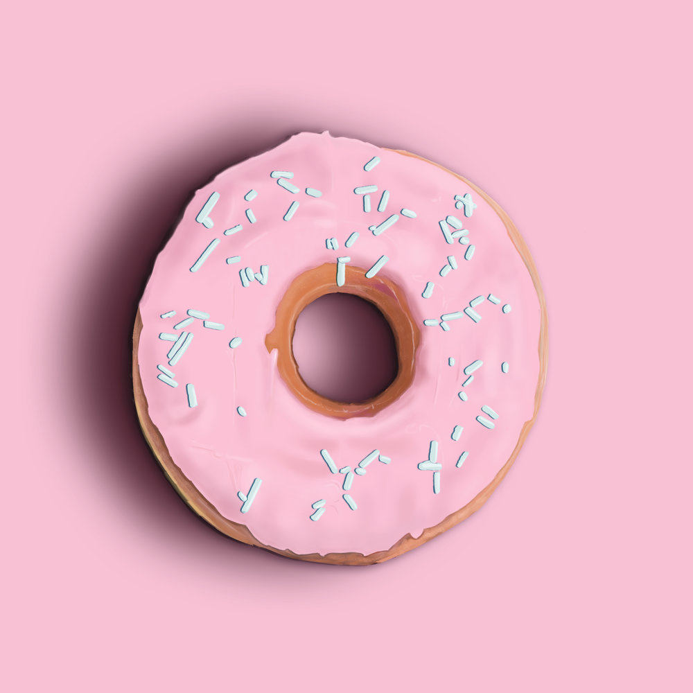 Lard Lad's Donut