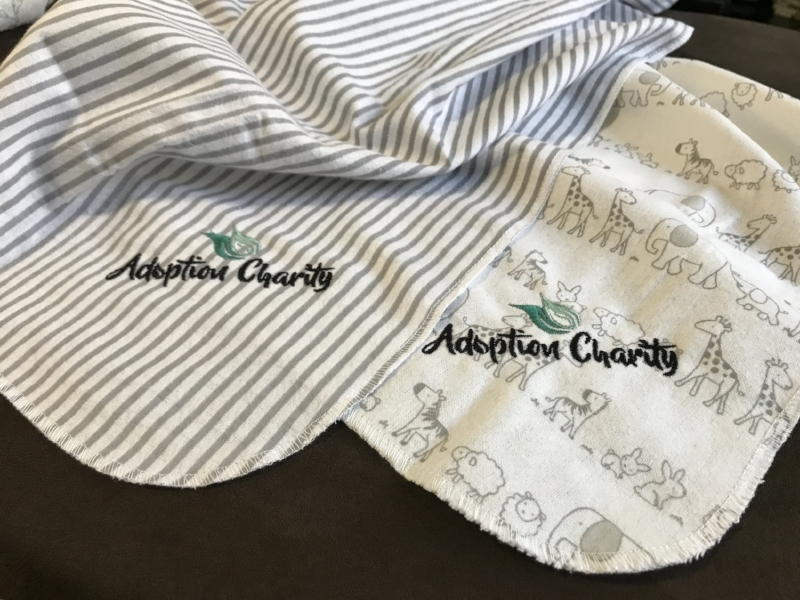 baby blankets (3-pack) - Wrap your little one up in a blanket of awesome!Min $125 donation-$8 value