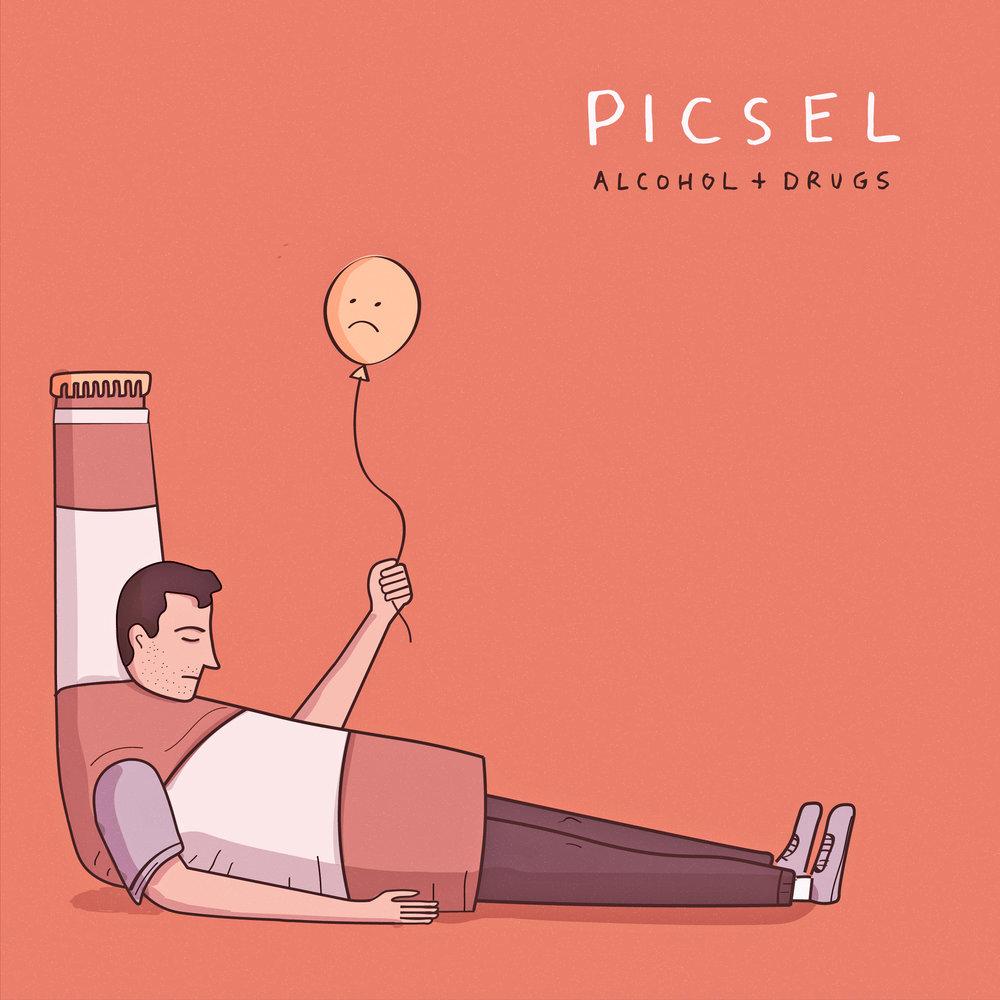 Picsel - Alcohol & Drugs