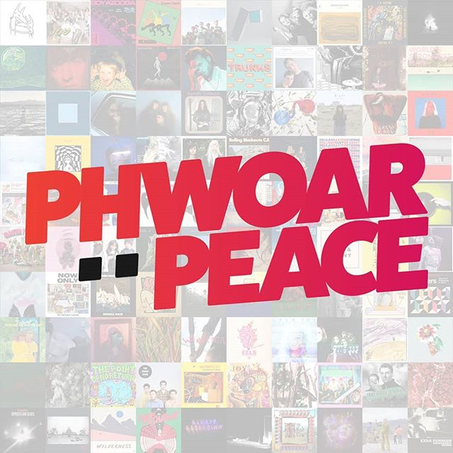 The good people at @phwoarandpeace have put together a compilation of awesome records from 2018. It's pretty damn good.  Check it out!