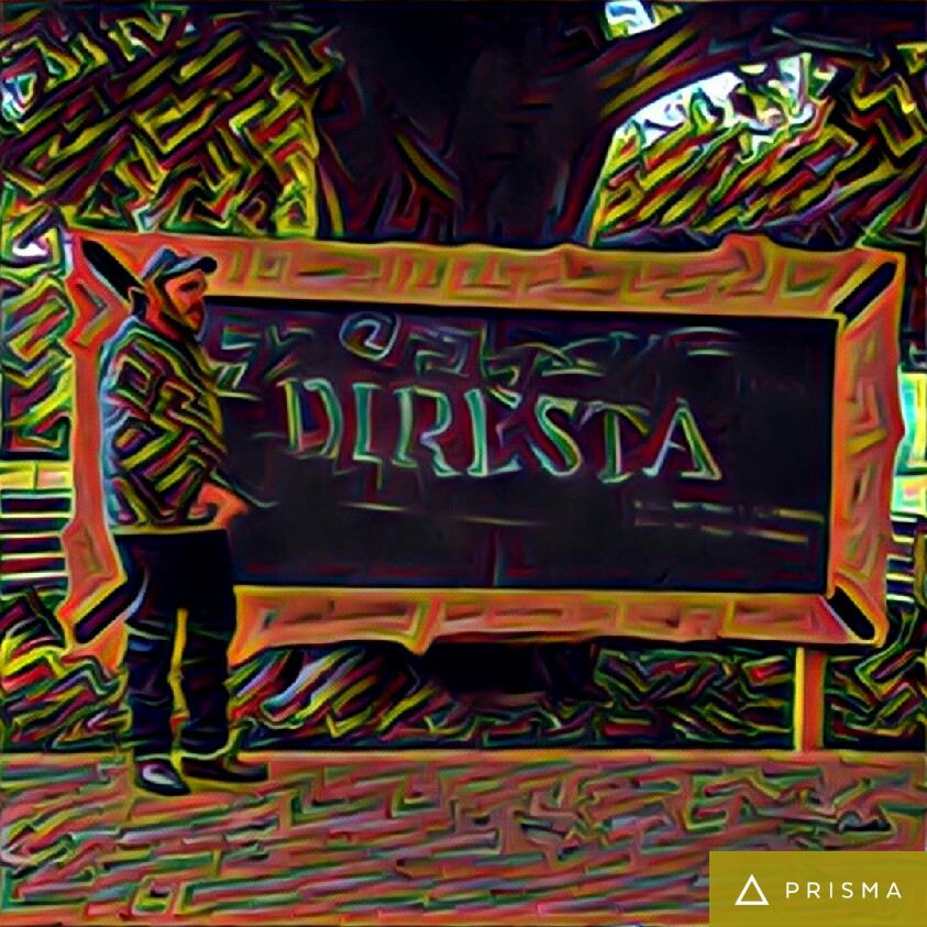 Jimmy teaching the master Diresta class