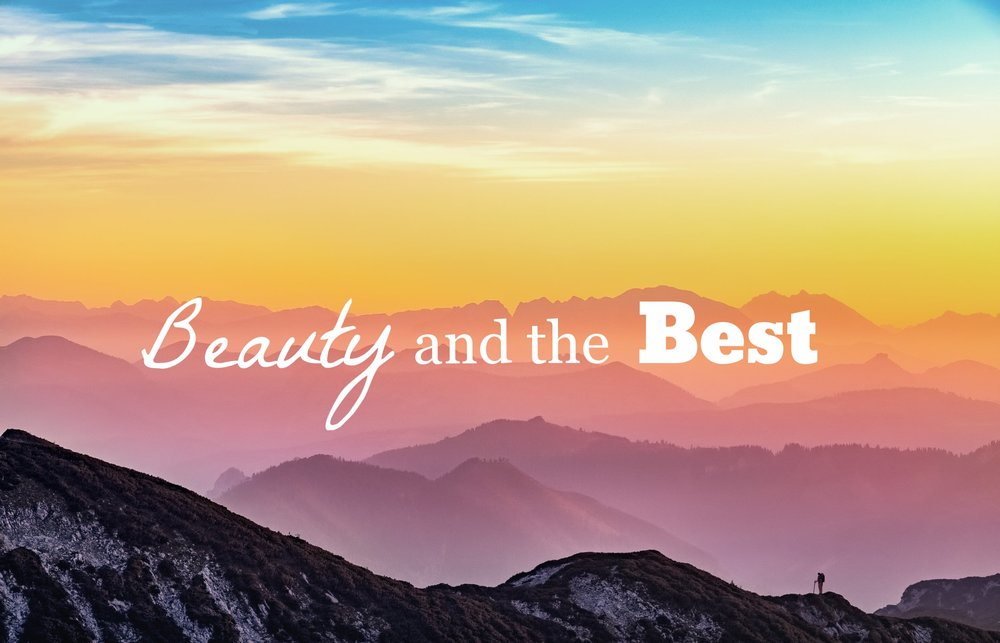 Beauty has the capacity to change the world -