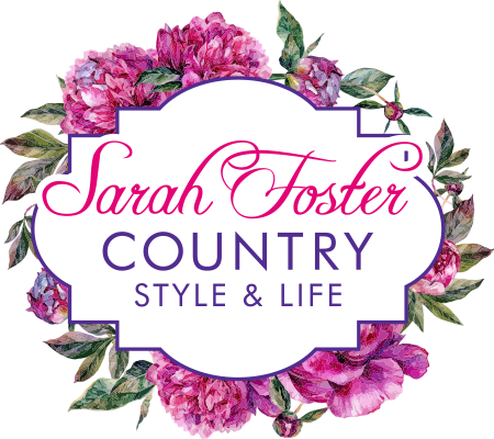 Sarah Foster Country Style & Life | Garden, Home, Style & Life | Victoria Australia