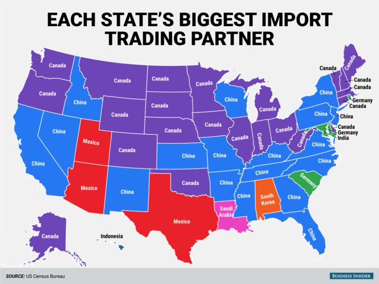 Canada America Trade