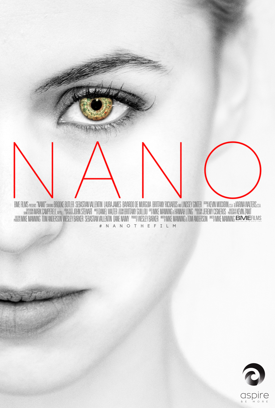 """Nano"" One Sheet - Teaser"