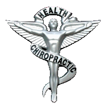 Chiropractic Winged Angel of Health