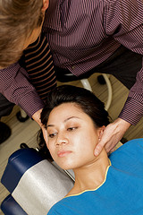 Chiropractic cervical adjustments are safe and effective.