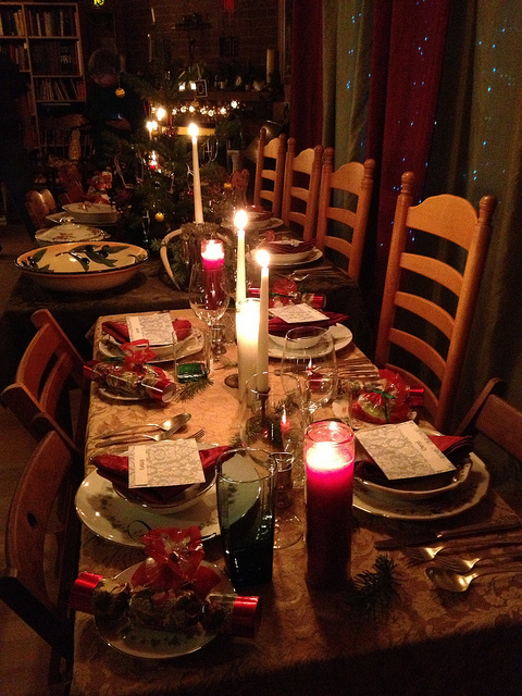 yule-table