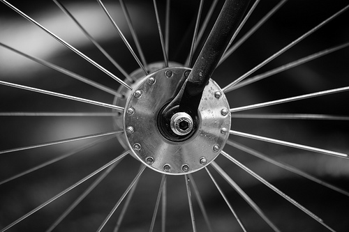 Spokes-in-a-wheel