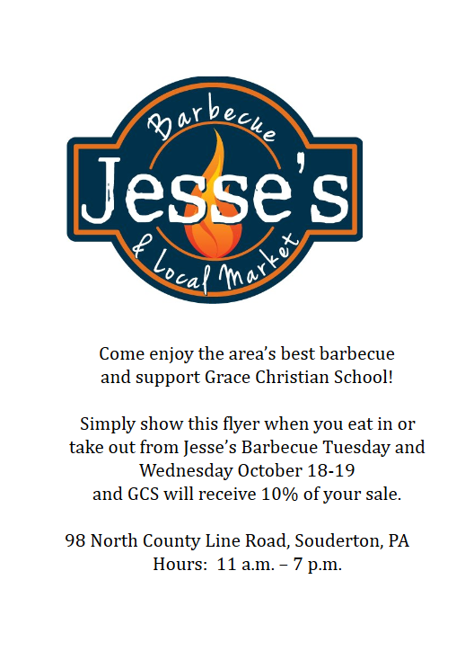 Jesse's Barbecue Fundraiser