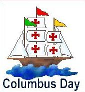 Columbus Day Holiday - School Closed — Grace Christian School