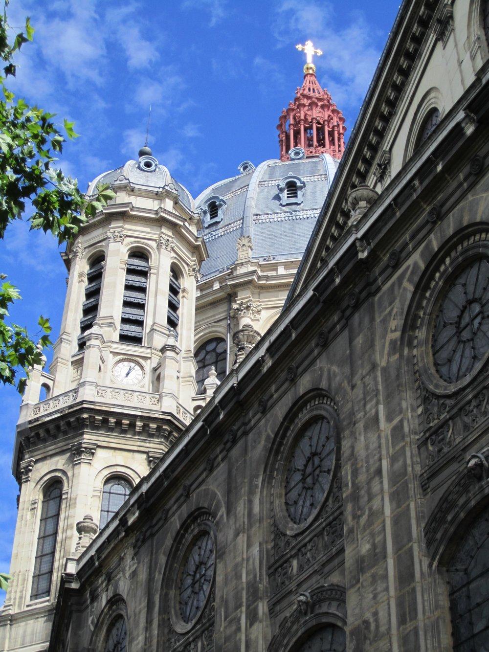Parisian Church