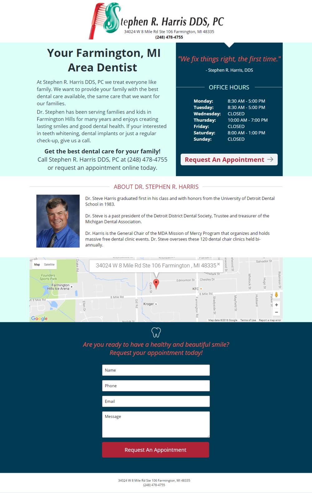 Farmington Hills, MI Dentist