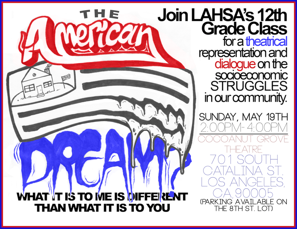 Flyer for The American Dream?.png