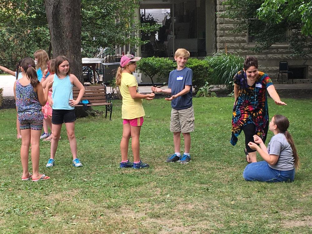 Logan Arts Camp