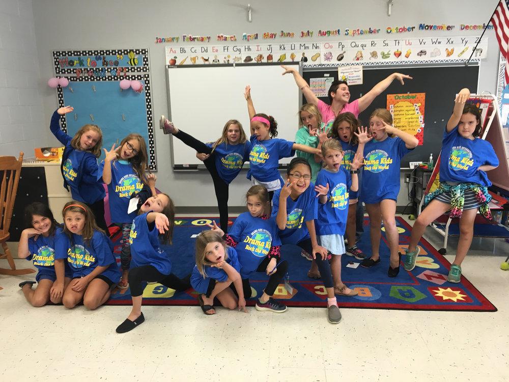 Drama Kids International - Walnut Creek Elementary School