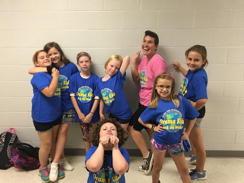Drama Kids International - Glen Oak Elementary School