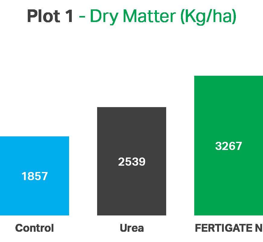 Fertigate N - Plot 1 DryMatter.png