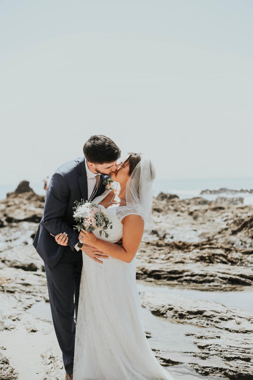 Little Corona Beach Wedding