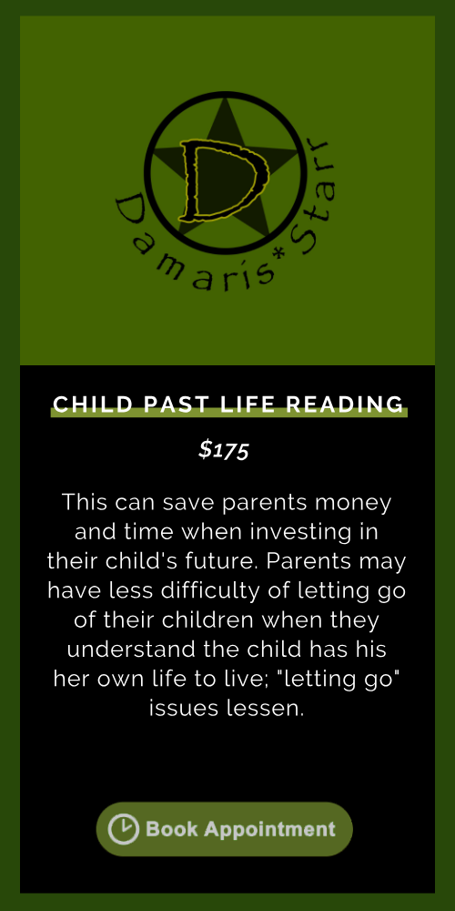 Child Past Life Reading
