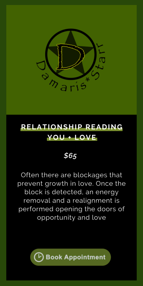 Relationship Reading: You + Love