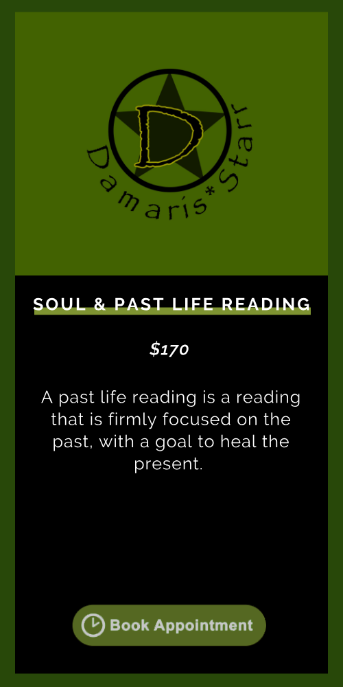 Soul & Past Life Reading