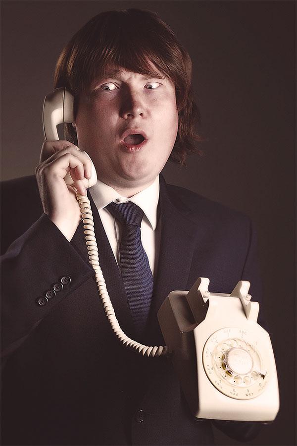 Geoff Hollett as Niles Butler