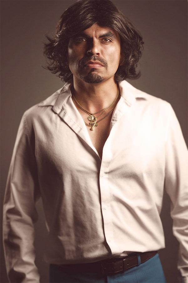 Eddie Ruiz as Onyx Obsidian