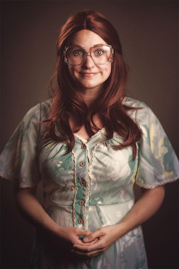 Courtney Hale as Charisma Langley