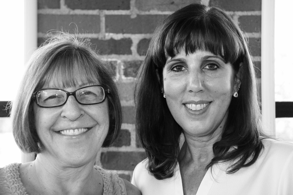 Founders Mary Luz and Tina Zolla   (Photo credit K Zolla Photography)