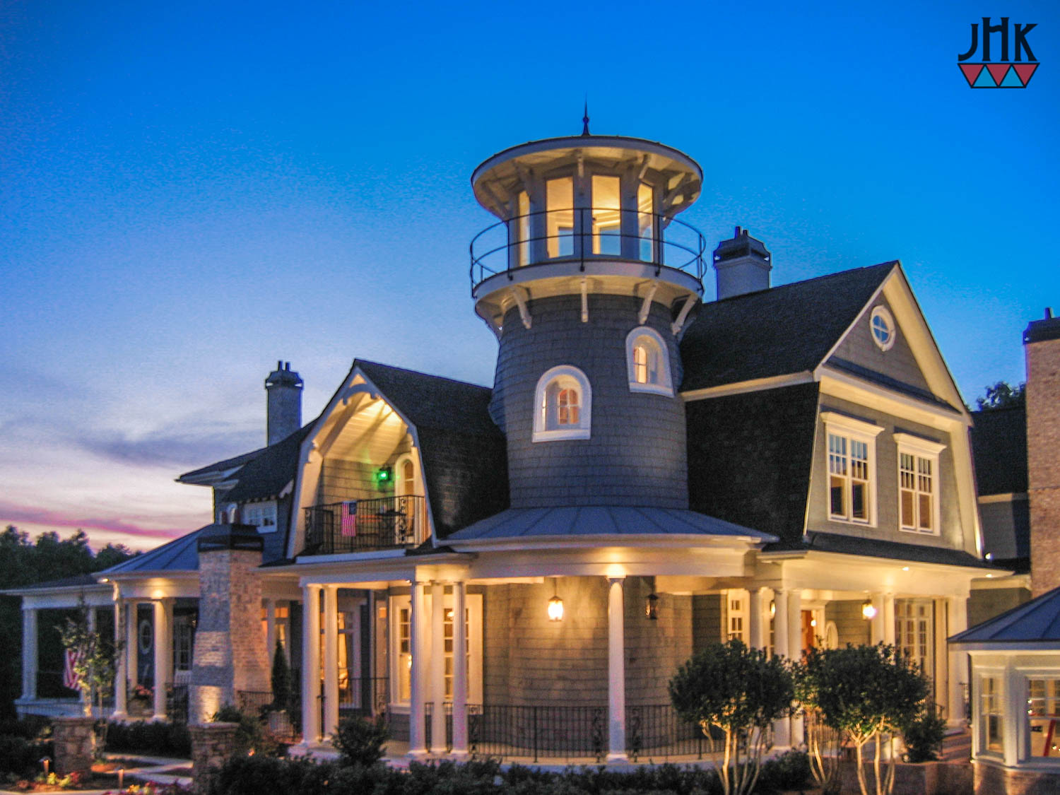 Seaside Low Country Home Plans By Klippel Residential Designs Llc