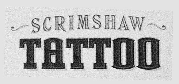 Fort Collins Tattoo Shop // Scrimshaw