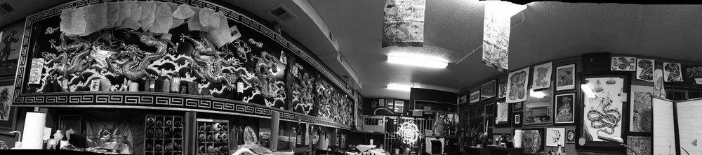 Fort Collins Tattoo Shop Scrimshaw Tattoo