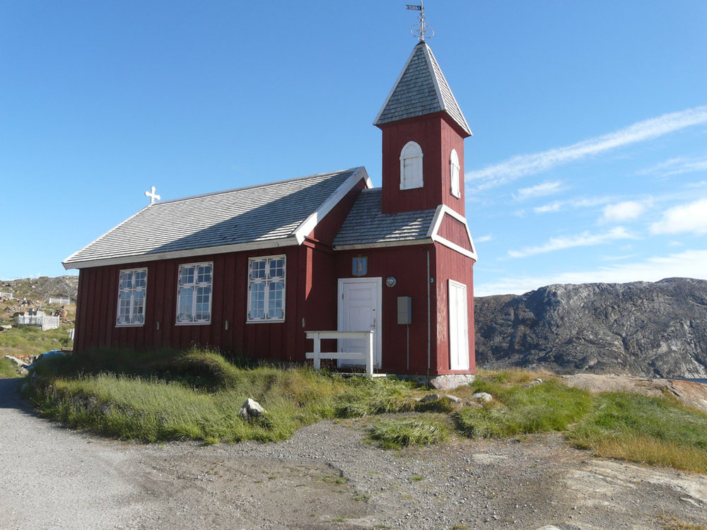 Old Church, town museum