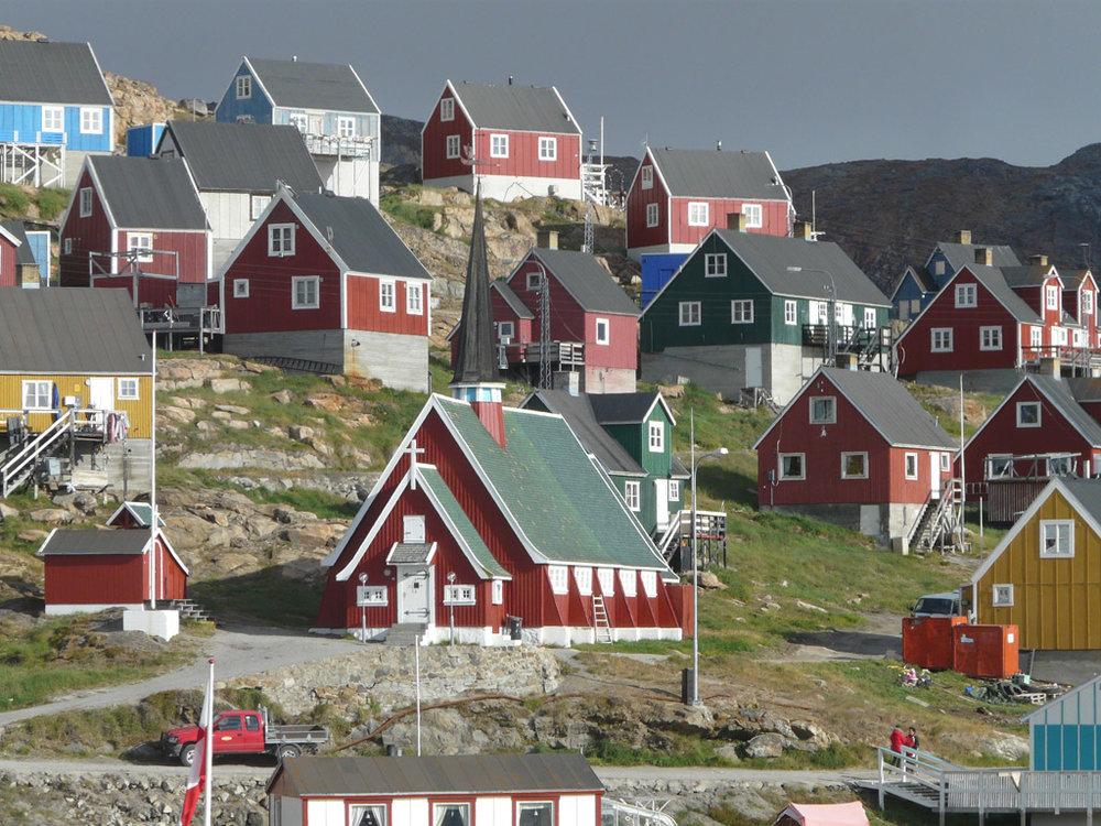 Upernavik New Church