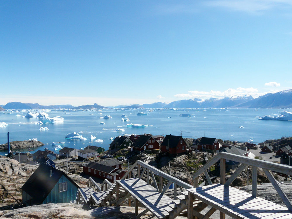 Uummannaq, the sunniest place in Greenland!