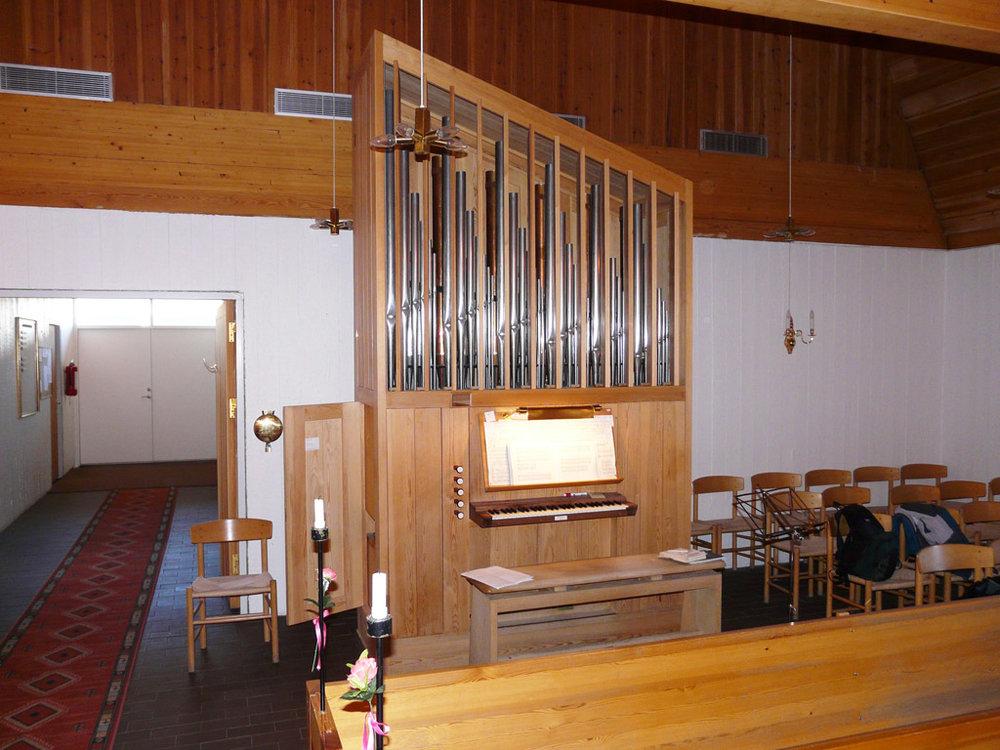 Qasigiannguit's Frobenius organ