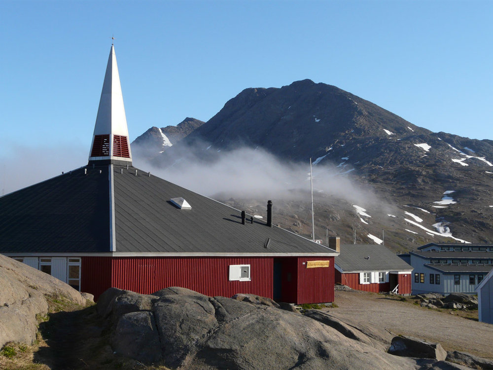 New Church in Tasiilaq