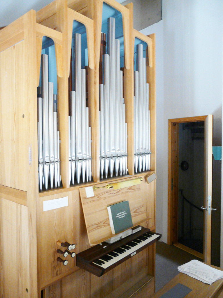 Tasiilaq's Frobenius organ