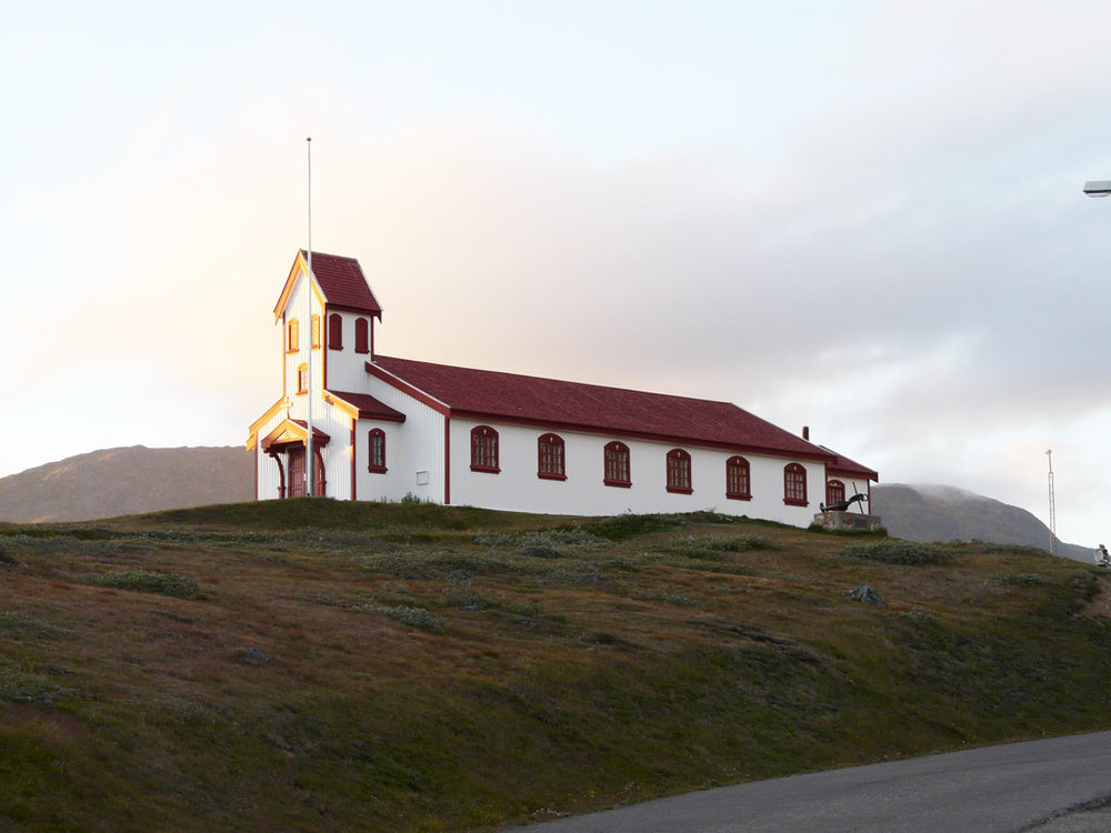 Narsaq Church