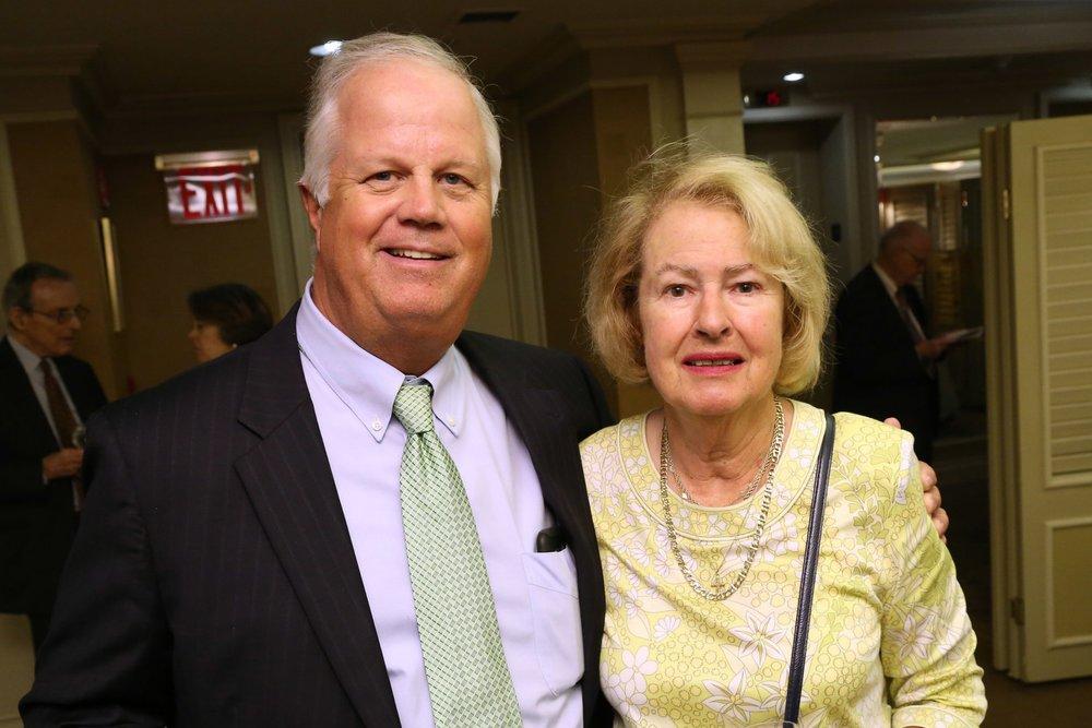 Robert Brinckerhoff, Jr., Natalie Grace Dejoux